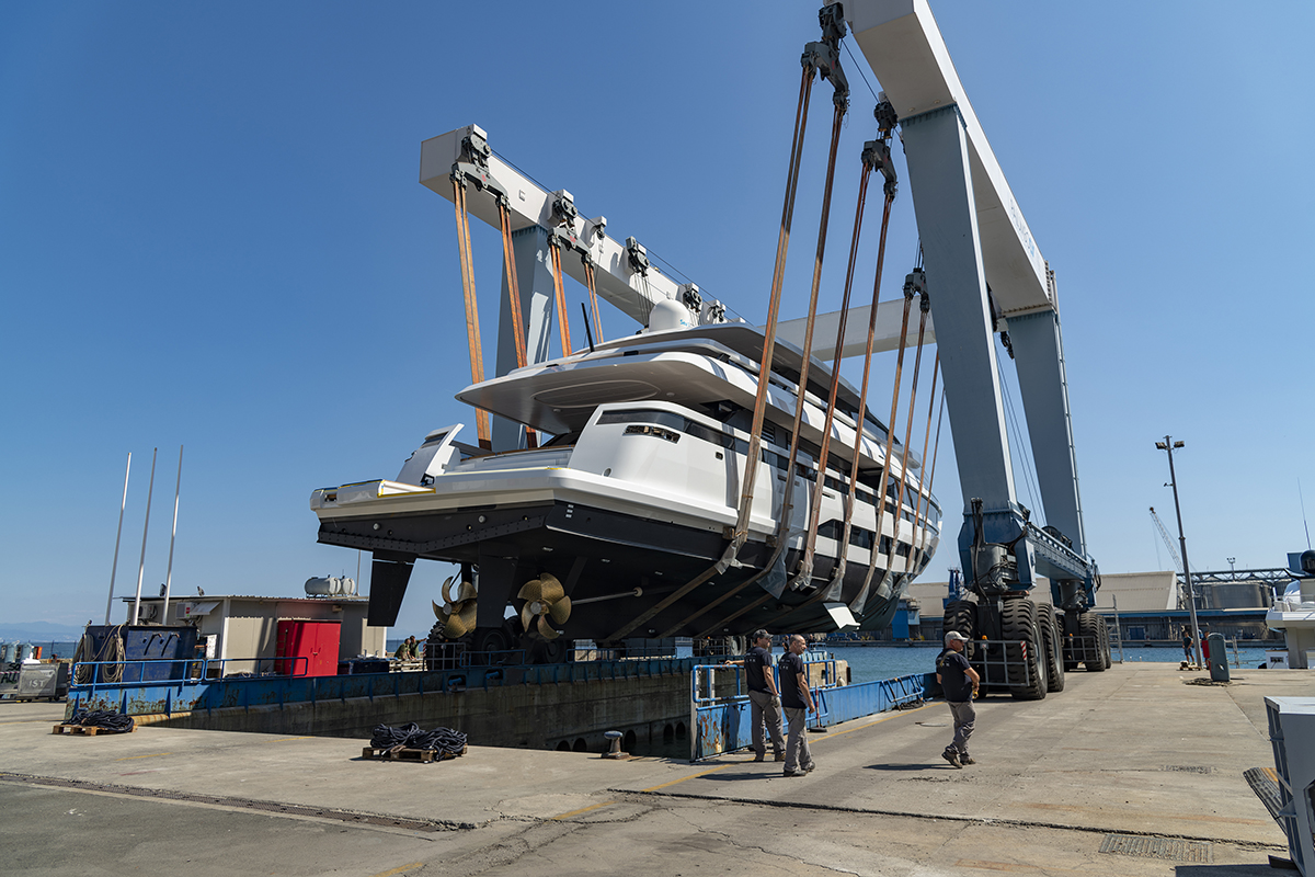 EXTRA 130Alloy Launched today in Savona